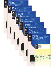 Piano for Leisure Series 4 Teacher Pack - Level 1
