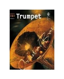 Trumpet Grade 3 And 4 Orchestral Brass AMEB