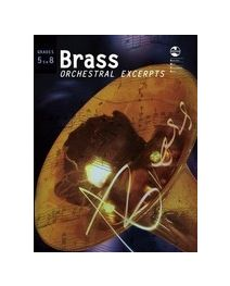 Brass Orchestral Excerpts Grade 5 To 8 AMEB